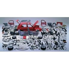 فروش سیار قطعات یدکی خودرو در جادههای بین شهری